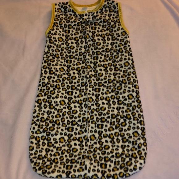 NWT Gymboree Baby Girl Cuddle Club Baby Snow Leopard Crib Shoe  size 3